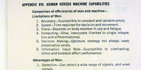Human Versus Machine